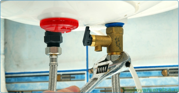 Нужно ли сливать воду из водонагревателя?
